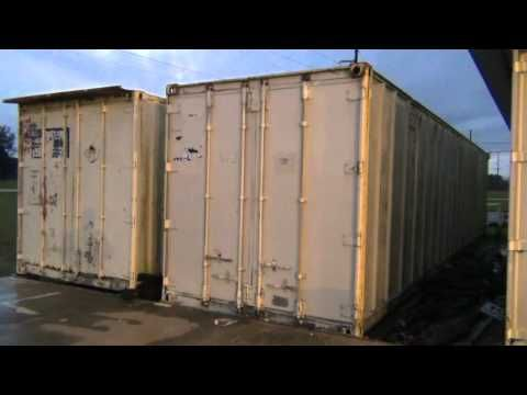 http://www.youtube.com/watch?v=ePhiIyFPfF0: Ships Container Barns, Casa Container, Shipping Containers