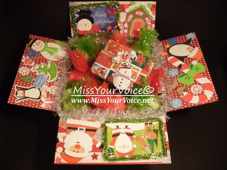 Day 4: Military Holiday Gift Guide...Miss Your Voice Care Package Plus Giveaway! - Army Wife 101