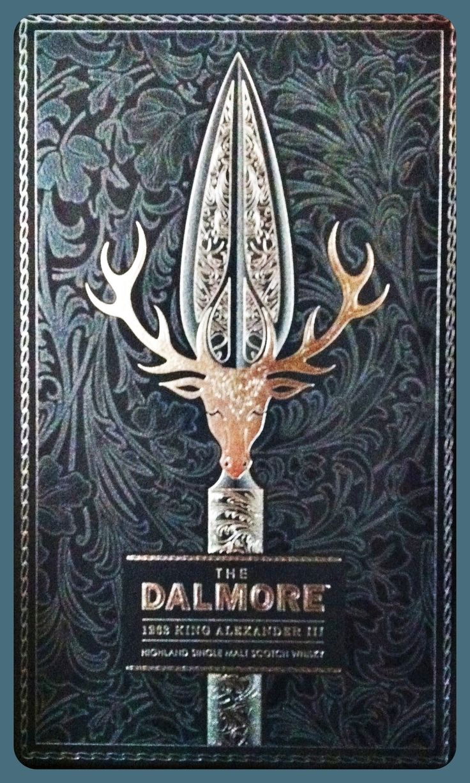 The DALMORE 1263 King Alexander III Highland Single Malt Scotch Whisky