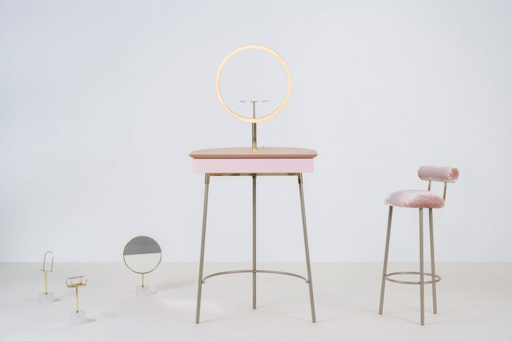 Olivia Lee designs furniture to help solve your technology-related daily dilemmas