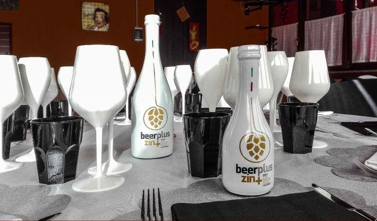 Oggi sposi: una birra al banchetto di nozze per un wedding day speciale.  Beerplus by Arching srl