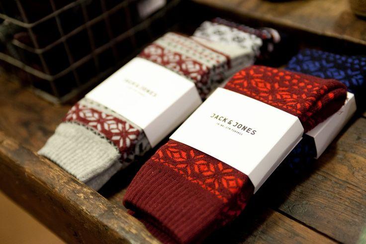 Socks from Brok, Shrewsbury