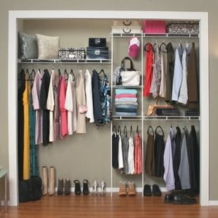 This ClosetMaid 5 to 8-Foot Closet Kit drops from $50.99 to $39.49 at Jet.com. Plus shipping is free. One other site matched this price but charged shipping, otherwise it's at least $50 everywhere else. It can be mounted to the wall or set on the floor, and is made of vinyl-coated steel. Sales tax is charged in most states.