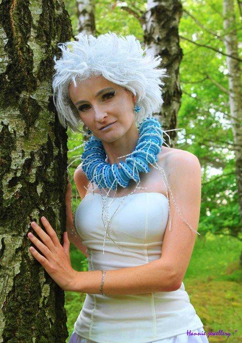 CELLINI SPIRAL made by Hannie jewellery http://hanniejewellery.cz/