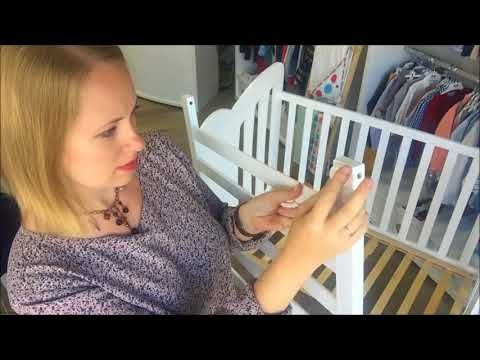 Tutorial Montaje Cuna micuna- Blondin Bebé, tu tienda de bebé en Sevilla - YouTube