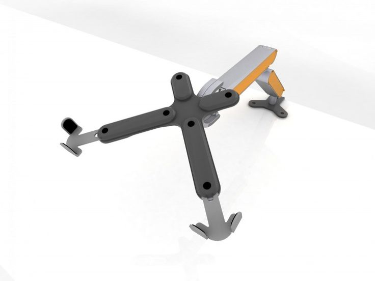 WorkTools Zgonic monitor arms - laptop solution  www.worktoolswork.com