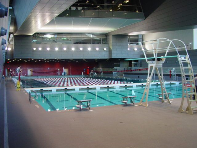 17 best images about acapulco made pools on pinterest - University of louisville swimming pool ...