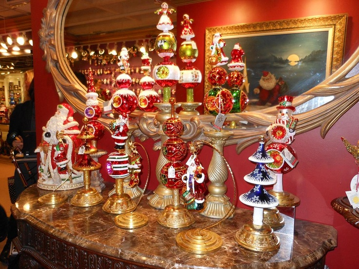 Top 83 best Christmas finials and glass tree toppers images on  LA03