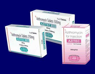 Azithromycin dosing for capricorn