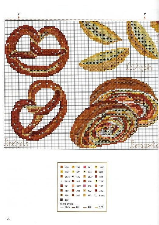 Pâtisseries d'Alsace 3  pretzel  Germany  Europe