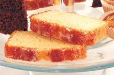 30 afternoon tea ideas - Lemon drizzle - goodtoknow