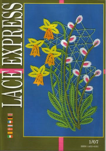 Lace Express 2007-01 - Ana GALLARDO CANO - Álbumes web de Picasa