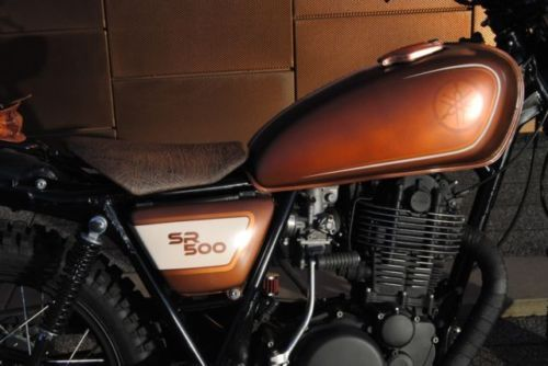 Yamaha SR 500 in Hamburg - Bergedorf | Motorrad gebraucht kaufen | eBay Kleinanzeigen