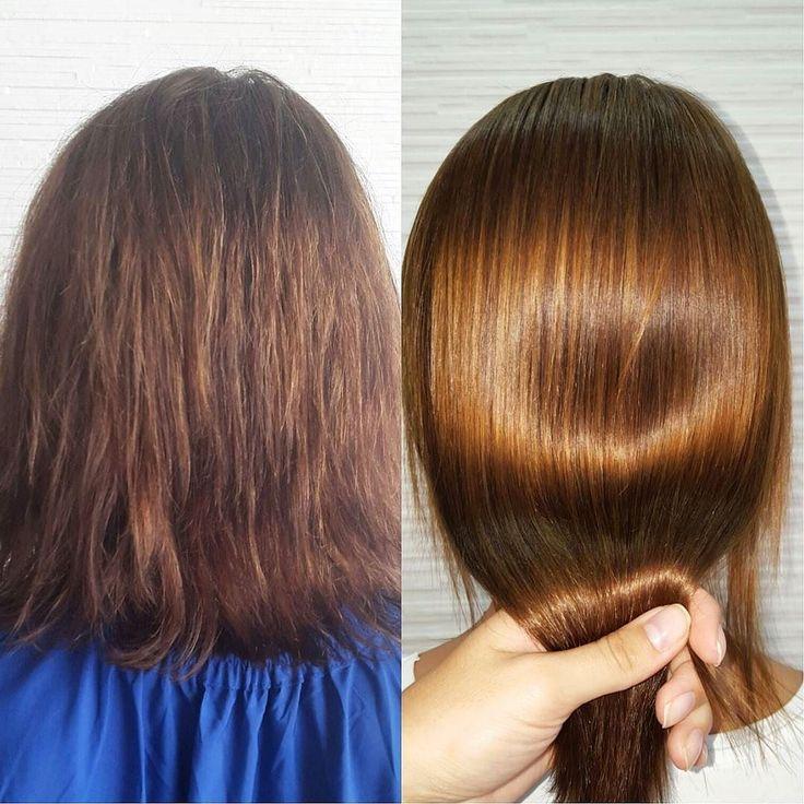 BOTTOX После помывки Восстанавливает молодость и упругость волос. Оживление эффект струящихся рассыпчатых волос Восстановление кутикулы Эффект анти-желтизна В состав входят: сирицин-шелковый клей вязкий белок натурального шелка. При процедуре волос заполняется составом на 100% он плотный наполненный протеинами коллагеном и шелком. Шикарный внешний вид и защита Helianthus Annuus (Sunflower) Seed Oil - масло семя подсолнечника - предупреждает сечение кончиков улучшает вид уже поврежденных…
