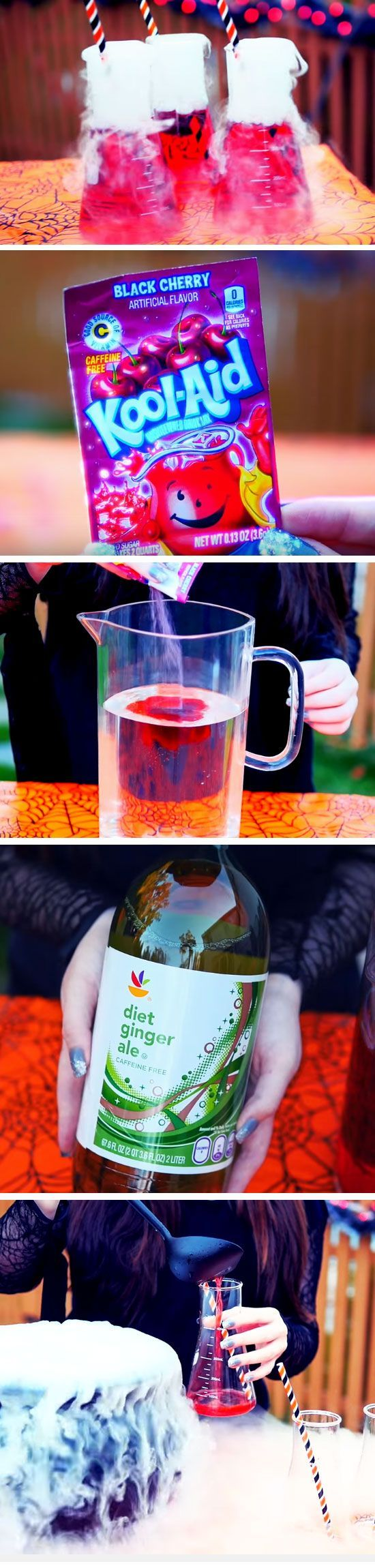Witches Whine | 18 DIY Halloween Party Ideas for Teens that are totally… #halloweenpartyideas