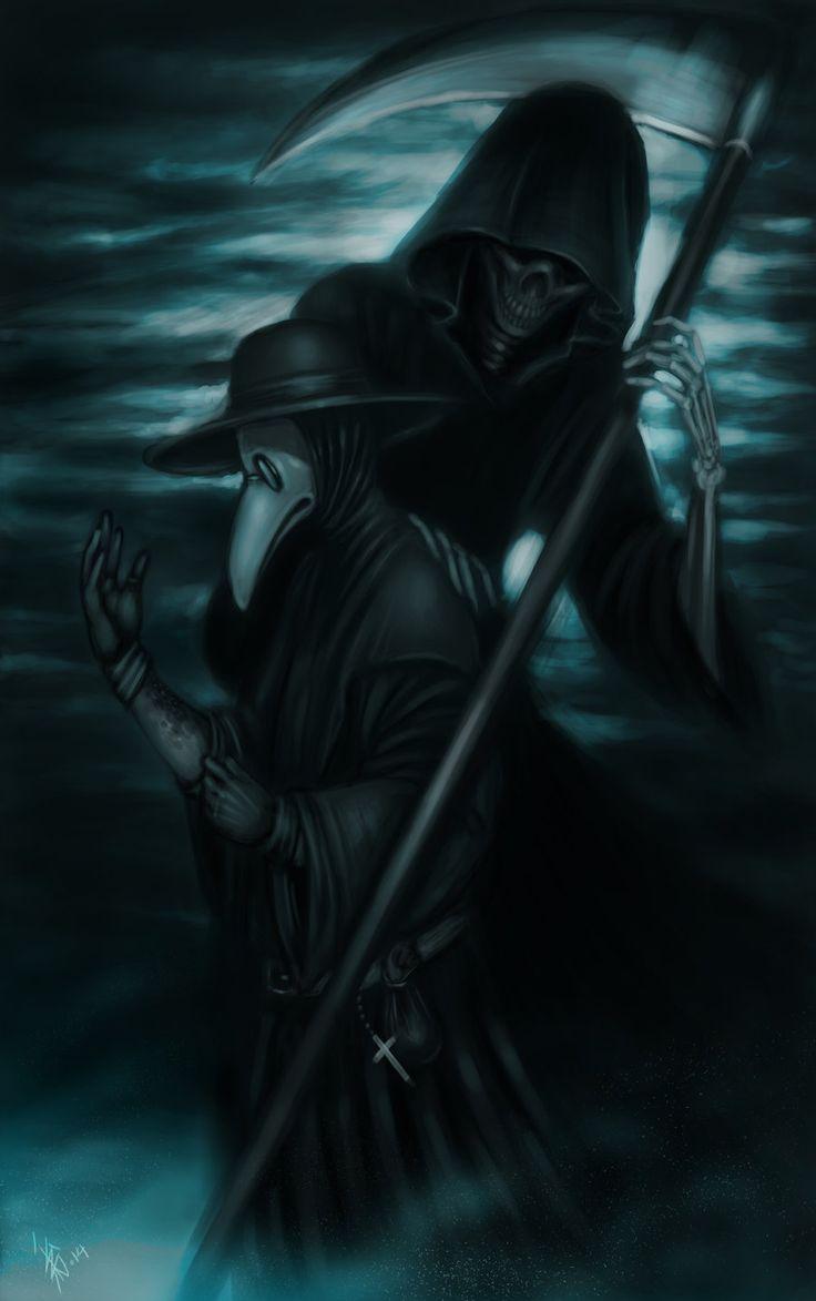 -Black Death- by oomizuao.deviantart.com on @deviantART