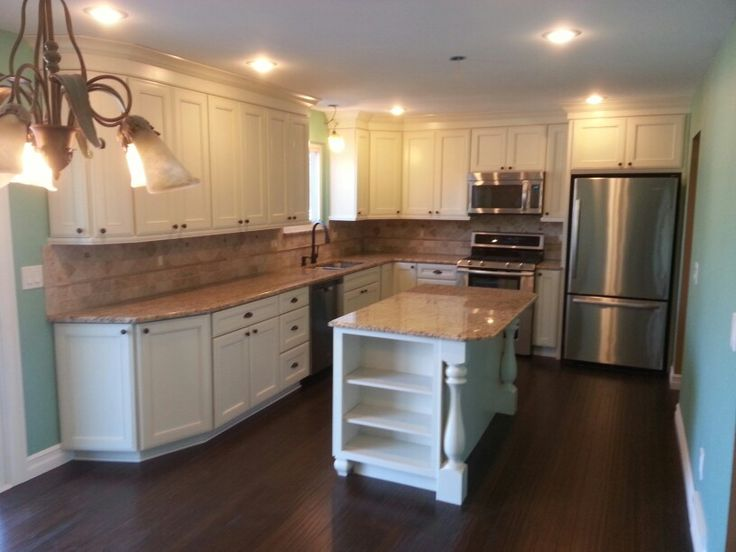 Lumber Kitchen Cabinets