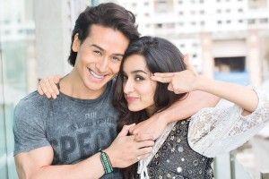 Baaghi-Movie-Wallpaper_tiger Shroff and Shraddha Kapoor kissing images