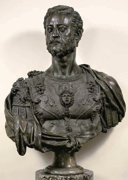 Sigillo di Ercole Gonzaga (1528; Mantova, Curia vescovile)
