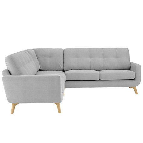 Buy John Lewis Barbican LHF Corner End Sofa Online at johnlewis.com