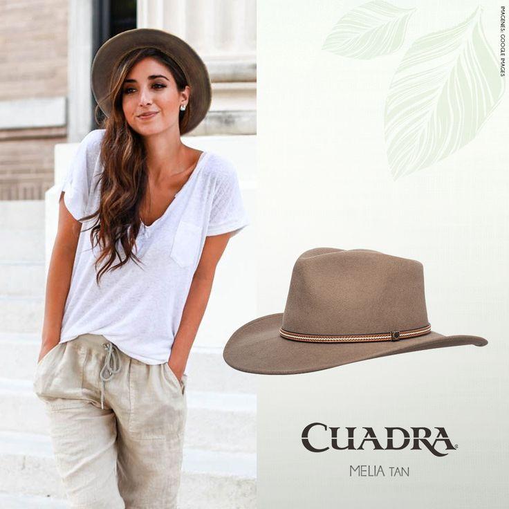 Los sombreros son el accesorio del verano. ¿Tú ya tienes el tuyo? #Sombrero #Mujer #Moda