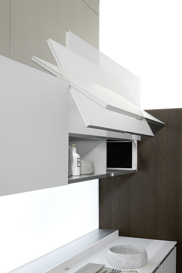 Icon: La Cocina Diseñada Por Giuseppe Bavuso Para Ernestomeda | Interiores  Minimalistas
