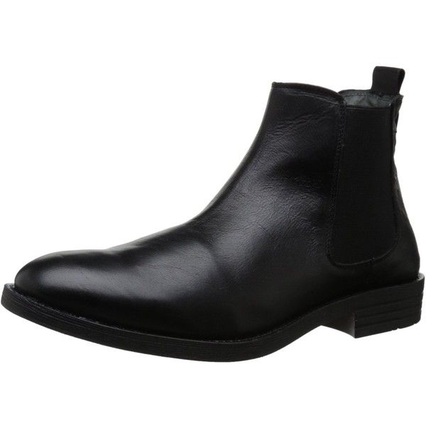 GBX Men's Torus Boot (€31) ❤ liked on Polyvore featuring men's fashion, men's shoes, men's boots, extra wide mens boots, mens boots, mens wide shoes, gbx mens boots and mens shoes