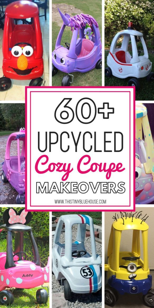 60+ Genius Cosy Coupe Makeover Ideen