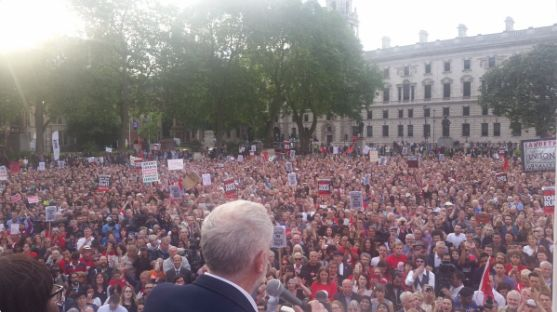 Working class Britain is taking its power back, and the establishment is freaking out