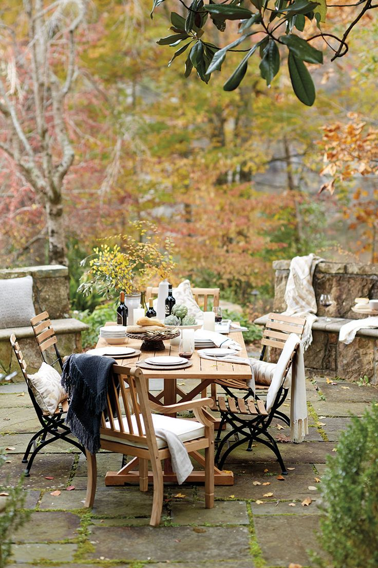 High Quality Decorating Your Outdoor Space For Fall