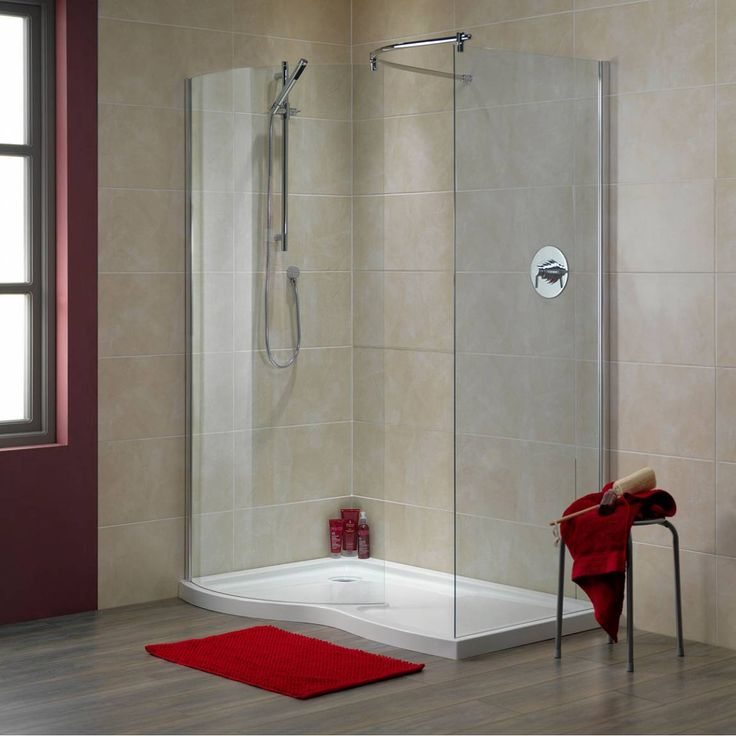 Small Bathroom No Shower Door best 20+ walk in shower kits ideas on pinterest | shower kits