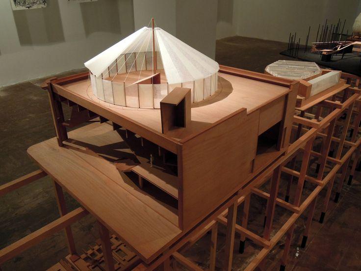 """Galería de Exposición """"Ilustraciones"""" de Smiljan Radic + Alejandro Lüer - 3"""