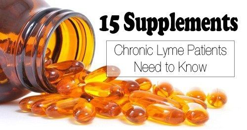 When seeking treatment for Lyme disease, most chronic Lyme patients understand the need to take a number of supportive substances to help them repair damage from the bacteria, stave off further inf…