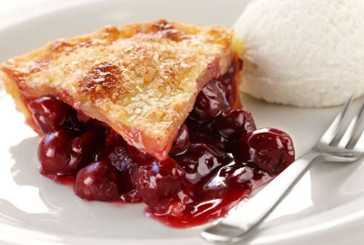 This recipe is full of flavor and juicy, tart cherries. It is the perfect treat for President's Day or any day!
