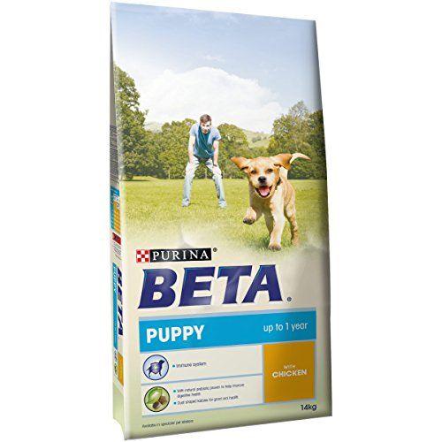 beta puppy food 14kg