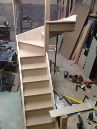 Loft Staircase Kite Winder Stairs Stairs Pinterest