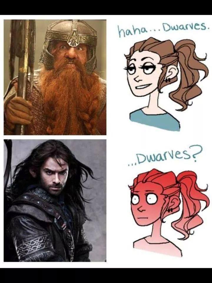 WTF dwarves?!?