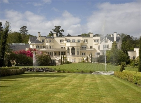 UK's most expensive luxury house
