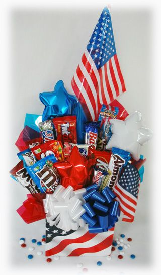 Sweet Candy Bouquets - Holidays