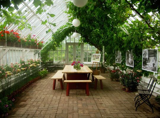 imagine all the lovelies you could grow in that!: Green Houses, Breezeway Greenhouses, Art Studios Greenhouses, Greenhouses Ideas, Greenhouses Retreat, Greenhouses Locations, Bradley Greenhouses, Greenhouses Dreams, Greenhouses Greenhouses