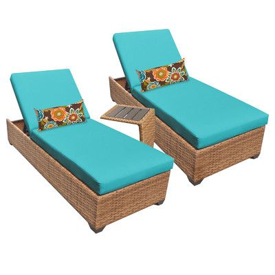 TK Classics Laguna Chaise Lounge - http://delanico.com/chaise-lounges/tk-classics-laguna-chaise-lounge-656352027/