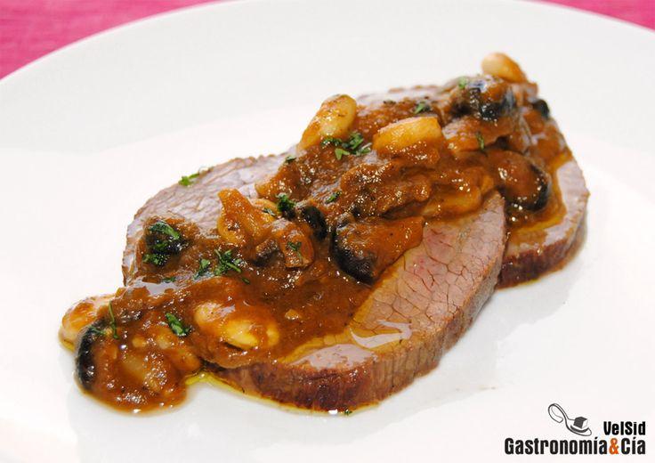 20 recetas de carne con setas | Gastronomía