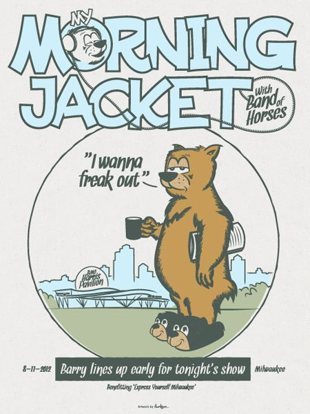 My Morning Jacket Tour