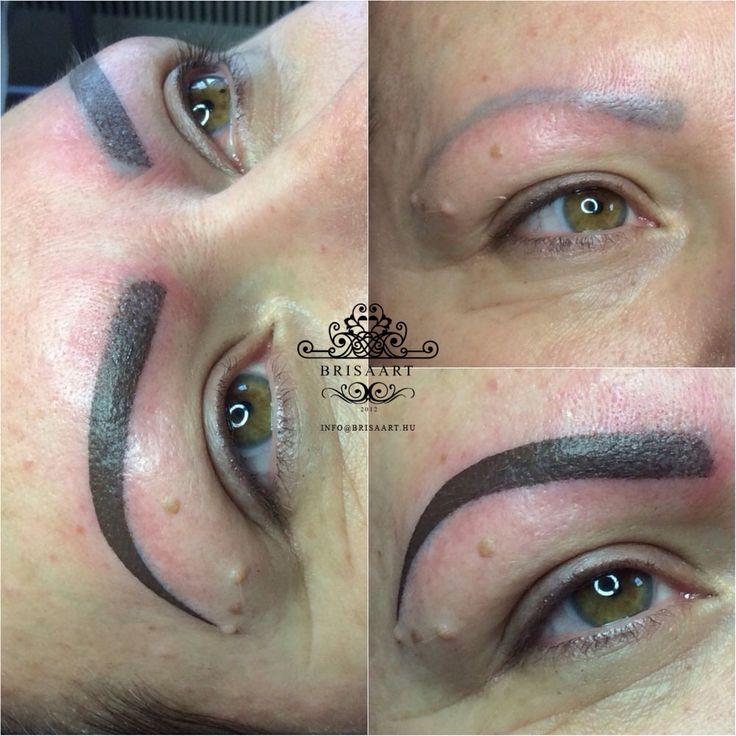 Stardust&Shaded technic•permanentmakeup•eyebrow