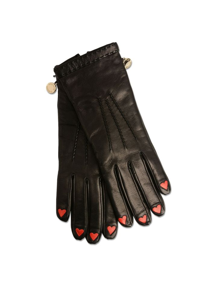 BOUTIQUE MOSCHINO Gloves by Moschino $320