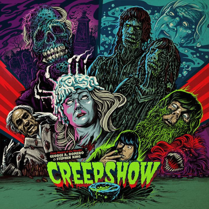 creepshow father's day youtube