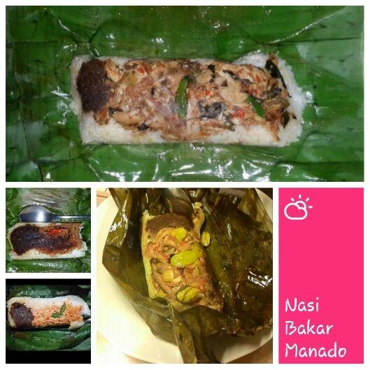 Nasi Bakar Manado