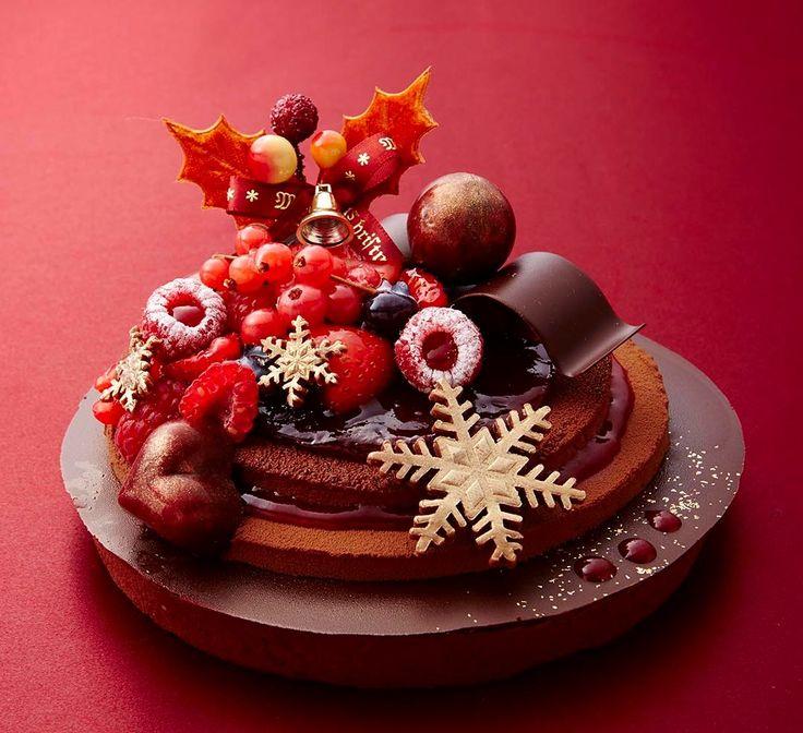 【ロイヤルパークホテル】クリスマスケーキ2016、社内コンテスト入賞作品を商品化した新作を含む全7種