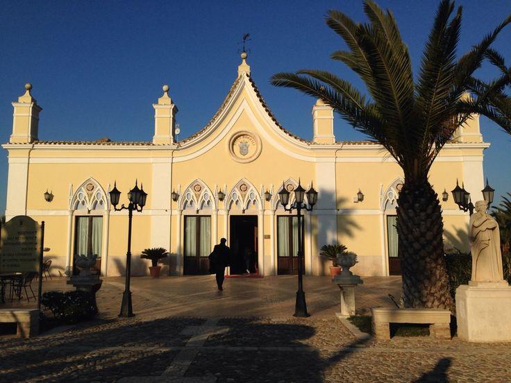 Grand Hotel Vigna Nocelli Lucera nel Lucera, Puglia