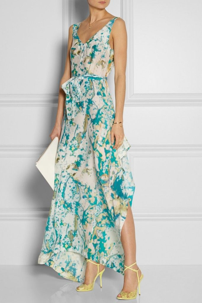 What to wear to a daytime summer wedding wedding guest for Summer maxi dress for wedding